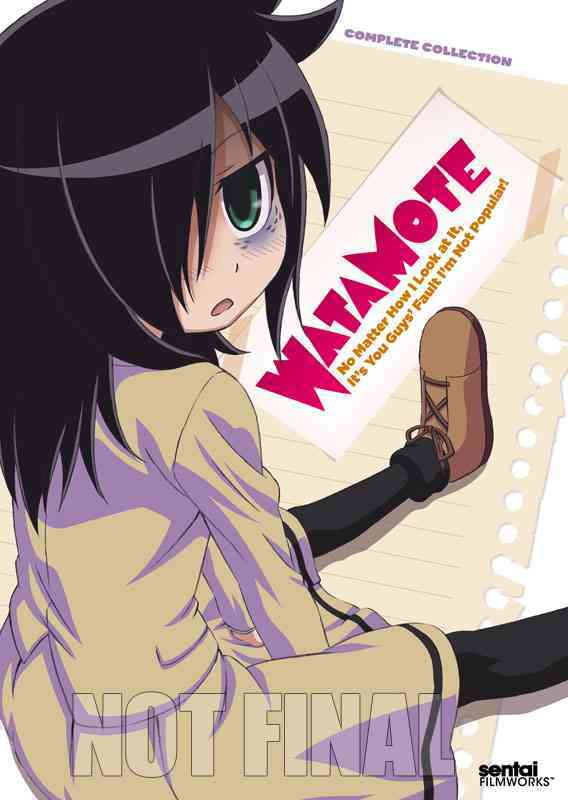WATAMOTE:COMPLETE COLLECTION (DVD)
